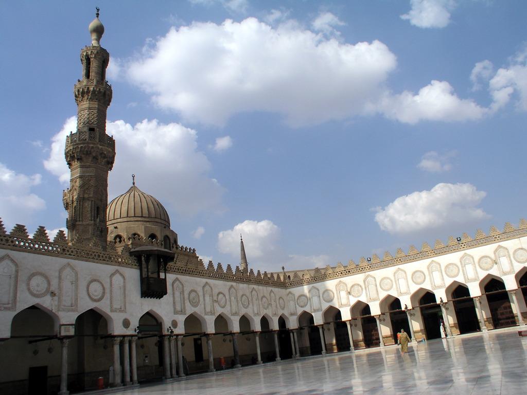 Al Azhar - Moschee - Kairo